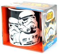 Star Wars StormTrooper Boxed Mug - Cover