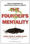 Founder's Mentality - Chris Zook (Hardcover)