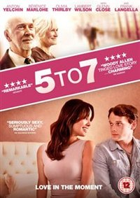 5 to 7 (DVD) - Cover