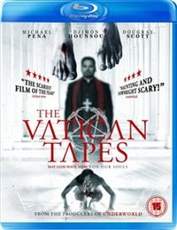 Vatican Tapes (Blu-ray) - Cover