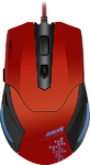 Speedlink AKLYS Gaming Mouse - Black and Red