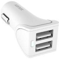Kanex 2 Port USB Car Charger 3.4A - Cover