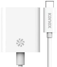 Kanex USB-C to HDMI 4K Adapter - White - Cover