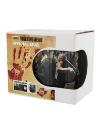The Walking Dead Hunt Boxed Mug - Cover