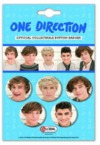 One Direction 1D Badge Pack