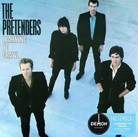 Pretenders - Learning to Crawl (Vinyl) - Cover