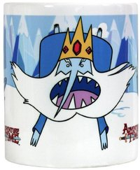 Adventure Time Ice King Boxed Mug - Cover
