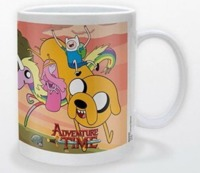 Adventure Time Rainicorn & Friends Boxed Mug - Cover