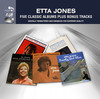 Etta Jones - 5 Classic Albums Plus Bonus Tracks (CD)