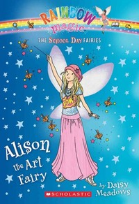 Alison the Art Fairy - Daisy Meadows (Paperback) - Cover