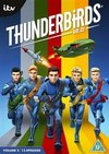 Thunderbirds Are Go: Series 1, Volume 2 (DVD) Cover