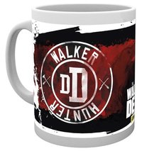 The Walking Dead Patch Boxed Mug - Cover