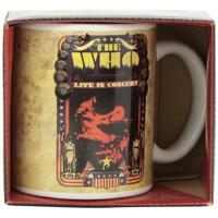 The Who Live In Concert Boxed Mug