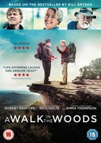 Walk in the Woods (DVD) - Cover