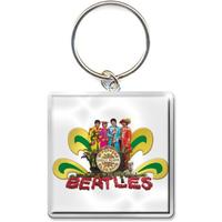 Beatles Sgt. Pepper's Naked Key Ring