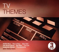 TV Themes / O.S.T. (CD) - Cover