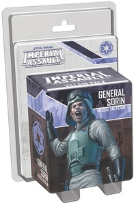 Star Wars: Imperial Assault - General Sorin Villain Pack (Board Game) - Cover