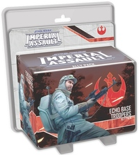 Star Wars: Imperial Assault - Echo Base Troopers Ally Pack (Board Game) - Cover