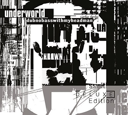 Underworld - Dub No Bass With My Head Man (CD)