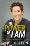 The Power of I Am - Joel Osteen (Paperback)