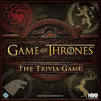 A Game of Thrones: The Trivia Game (Board Game) - Cover