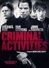 Criminal Activities (Region 1 DVD)
