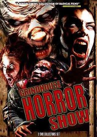 Grindhouse Horror Show (Region 1 DVD) - Cover