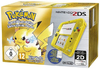 Nintendo 2DS Handheld Console - Transparent Yellow + Pokémon Yellow pre-installed (2DS)