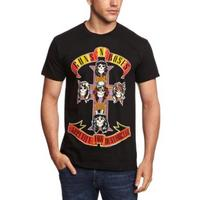 Guns N Roses Appetite For Destruction T-Shirt (Large)