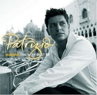 Patrizio Buanne - Very Best Of, The (CD) - Cover