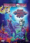 Monster High: Great Scarrier Reef (DVD) Cover
