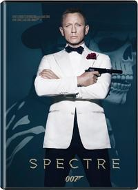 Spectre (DVD) - Cover