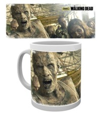 The Walking Dead Walkers Boxed Mug - Cover