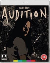 Audition (Blu-ray) - Cover