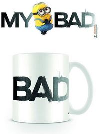 Despicable Me - My Bad Boxed Mug - Cover