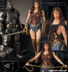 "Mafex ""Batman Vs. Superman Dawn of Justice"" Wonder Woman (Figures)"