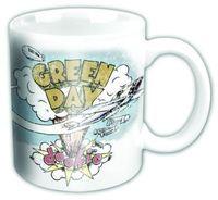 Green Day - Dookie Boxed Mug - Cover
