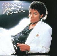 Michael Jackson - Thriller (CD) - Cover
