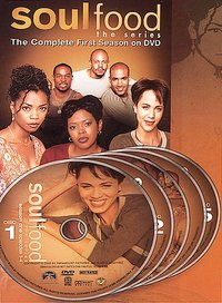 Soul Food: Complete First Season (Region 1 DVD) - Cover