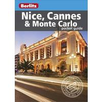 Berlitz: Nice, Cannes & Monte Carlo Pocket Guide - Apa Publications Limited (Paperback)