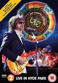 Electric Light Orchestra - Live In Hyde Park (DVD) - Cover
