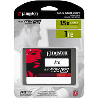 Kingston Technology - SSDNow KC400 1TB Solid State Drive