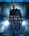 Last Witch Hunter (Region A Blu-ray)