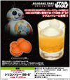 """Star Wars"" Silicon Tray Bb-8 (Accessories)"