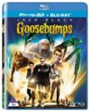 Goosebumps (3D Blu-ray)