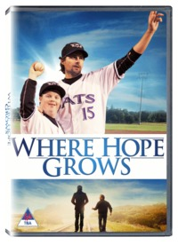 Where Hope Grows (DVD) - Cover
