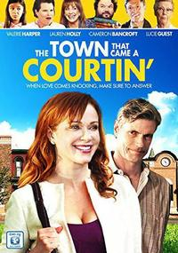 A Town That Came a Courtin' (DVD) - Cover