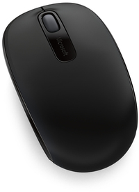 Microsoft Wireless Mobile Mouse 1850 - Black (Retail Pack) - Cover