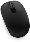Microsoft Wireless Mobile Mouse 1850 - Black (Retail Pack)