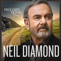 Neil Diamond - Melody Road (CD) - Cover